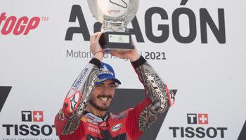 Moto GP de Saint-Marin : Bagnaia peut-il enchainer  à domicile ?