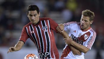 Sao Paulo – River Plate : affiche de la Copa Libertadores