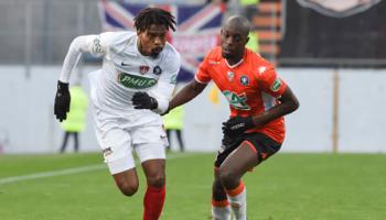 Brest – Lorient : même nombre de points