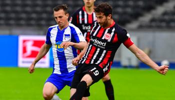 Hertha – Francfort : match avancé de Bundesliga