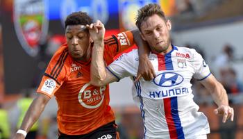 Lorient – Lyon : l'OL est le favori chez le champion de Ligue 2