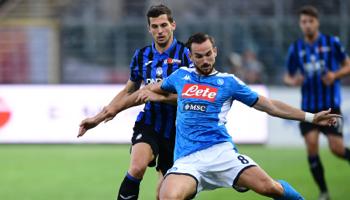 Naples – Atalanta : qui perdra ses premiers points ?