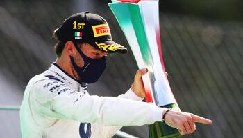 F1 GP d'Italie : Gasly de retour de Monza
