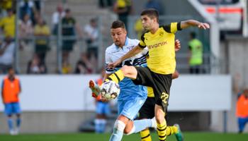 Lazio – Dortmund : duel de buteur dans le match