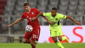 Atlético - Bayern : aux Colochoneros d'en profiter