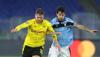Dortmund - Lazio : duel de buteur dans le match