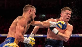 Lomachenko – Lopez : combat d'unification des ceintures