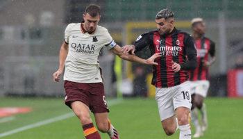 AS Rome - AC Milan : les Giallorossi sont invaincus sur leur terrain