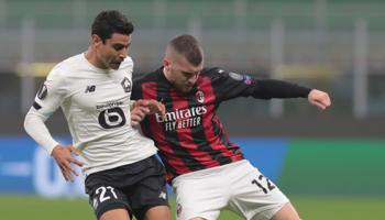 Lille – Milan : les deux favoris qui devraient se qualifier