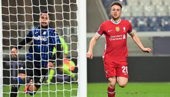 Liverpool – Atalanta : assurer la premiere place du groupe