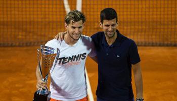 Thiem - Djokovic : remake de la finale de l'Open d'Australie