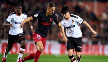 Valence – Atlético : les Ché toujours bons contre les favoris