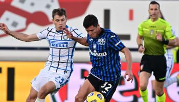 Inter – Atalanta : les Nerazzurri sont la meilleure attaque & la meilleure défense