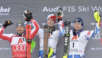 Slalom (H) Ski Alpin : année de la consécration pour Noël