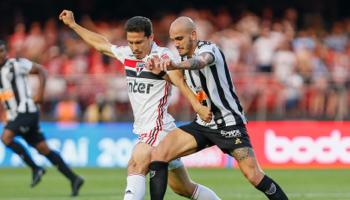 Sao Paulo – Atlético Mineiro : décisif pour le titre du Brasileirão