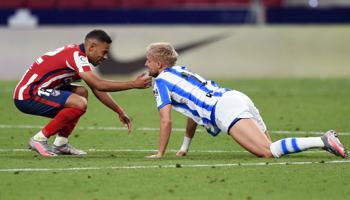 Real Sociedad – Atlético : deux équipes sur le podium