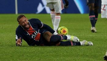 Neymar blessé fracture metatarse adducteurs