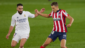 Atlético – Real Madrid : derby de Madrid