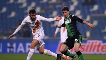 AS Rome – Sassuolo : équipes portées sur l'offensive