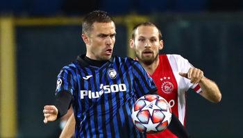 Ajax – Atalanta : bataille pour la seconde place