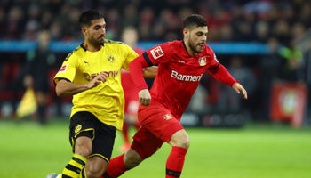 Leverkusen – Dortmund : place sur le podium à prendre