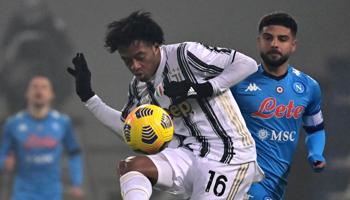 Naples – Juventus : les deux meilleures défenses de la Serie A
