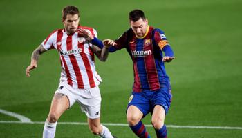 Barcelone – Athl. Bilbao : deuxième chance pour l'Athletic de remporter la coupe