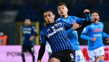 Atalanta - Naples : le cinquième et sixième de Serie A