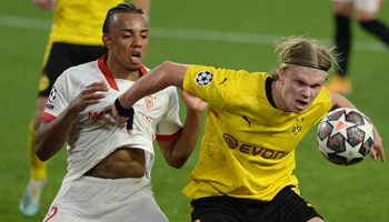 Dortmund – Séville : Haaland a fait parler la poudre au match aller