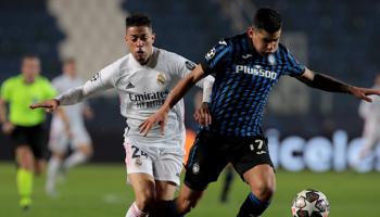 Real Madrid – Atalanta : les Merengues sont favoris mais vont souffrir