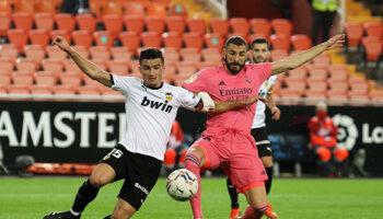 R. Madrid - Valence : les 2 premiers de la Liga