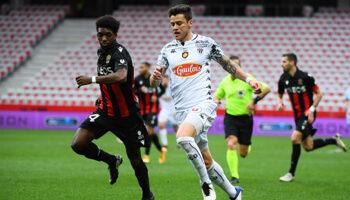Angers - Nice : match de haut du tableau