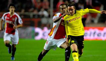 Séville – Dortmund : cote équilibrée pour le match aller