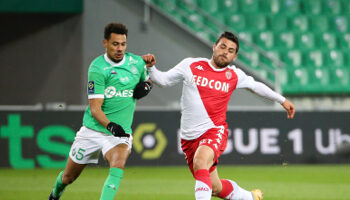 Monaco - St-Etienne : les Verts invaincus sur cette pelouse depuis 3 matchs