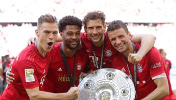 Champion de Bundesliga : le Bayern pour la neuvième fois de suite