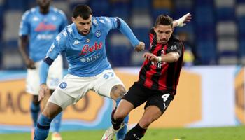 Milan - Naples : les Rossoneri n'ont battu aucune bonne équipe à domicile