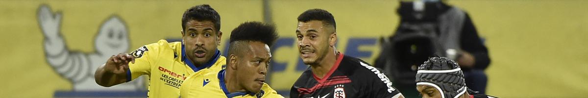 Clermont – Toulouse : match de niveau international