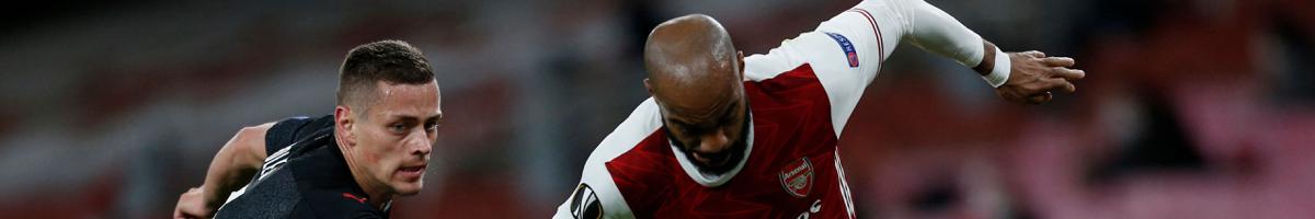 Slavia - Arsenal : les Gunners devront faire mieux qu'à l'aller