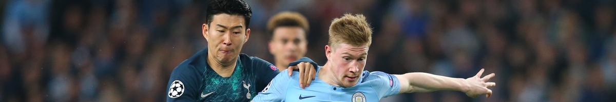 Tottenham - Man City : les SkyBlues contre leur porte-malheur