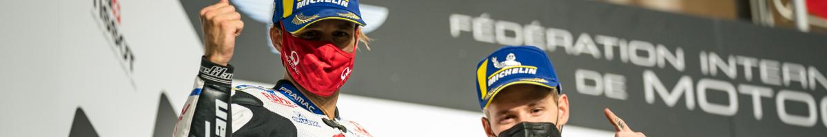 GP du Portugal : Marquez est de retour