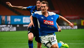 Naples – Inter : affiche du dimanche soir en Serie A