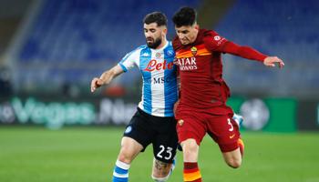 Naples – Lazio : affiche du jeudi soir en Serie A