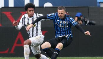 Juventus Atalanta championnat italie football