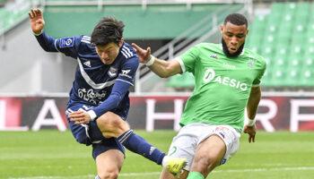 St-Etienne - Bordeaux : match entre les deux derniers