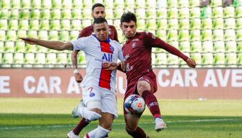Metz - PSG : match du grand écart