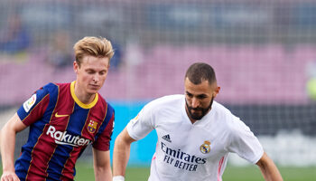 Barça - Real : le Clássico