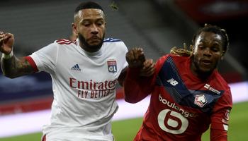 Lyon - Lille : la course au titre est relancée