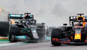 GP Algarve :  nouvelle bataille entre Verstappen et Hamilton