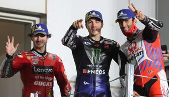 Moto GP du Qatar : les Ducati surprises par Vinales