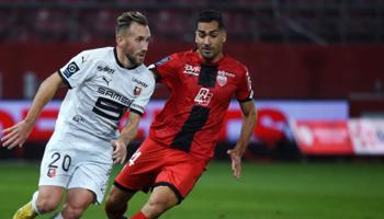 Rennes - Dijon : Le Stade Rennais visent la cinquième place